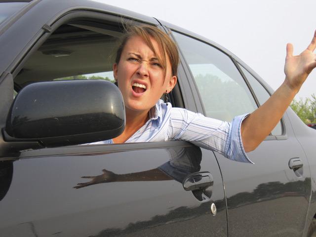 Желание поставить агрессивного водителя на место может привести к печальным последствиям