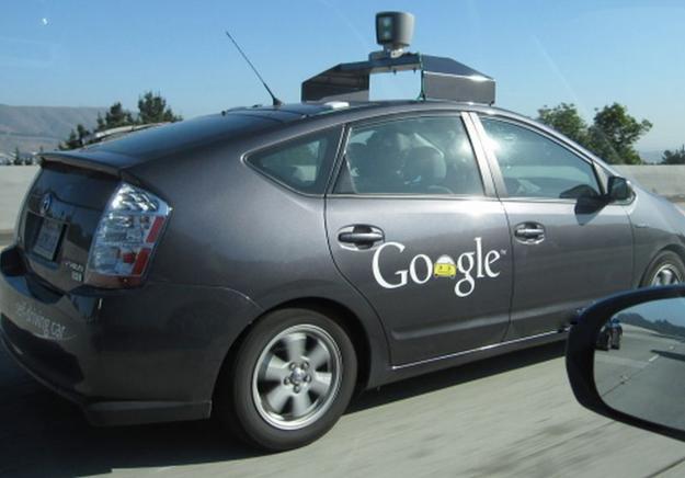 Испытание автопилота Google уже сегодня показывают хорошие результаты