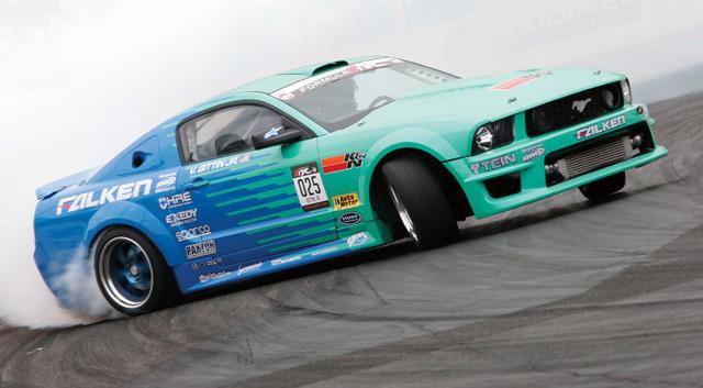 Американские и европейские автомобили чаще всего появляются на чемпионатах