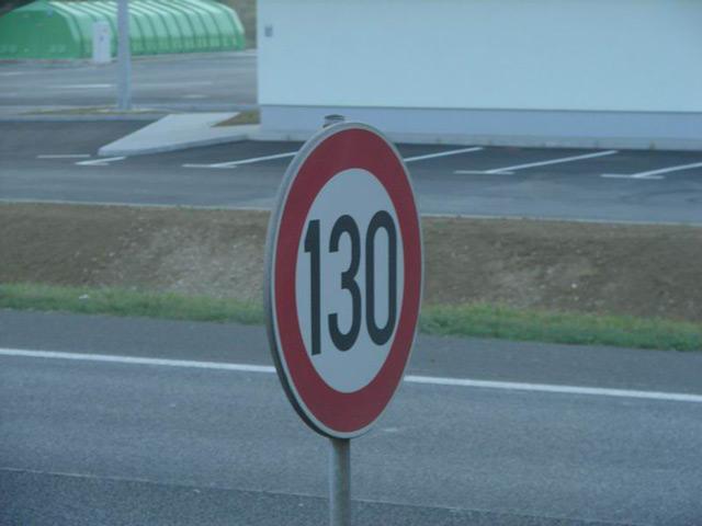 Повышен порог максимально разрешённой скорости на дорогах в пределах населённых пунктов