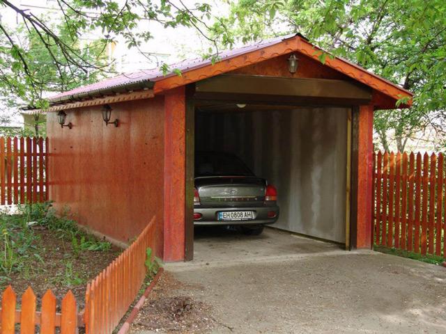 Автономный гараж – отдельно, но затратно
