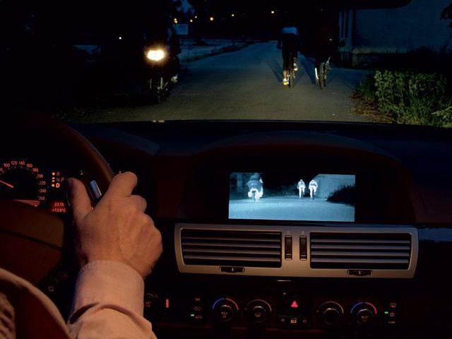 Системаночного виденья – один из способов сделать безопаснее поездку в тёмное время суток