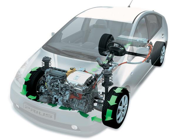 Электрические двигатели совершенствуются с каждым обновлением