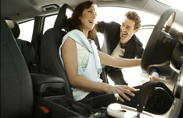 Запах нового автомобиля обычно ассоциируется с приятными воспоминаниями