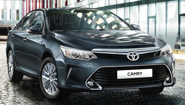 Новый автомобильToyotaCamry