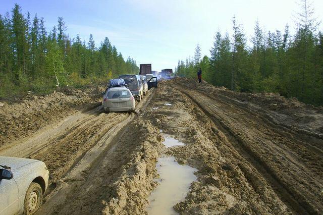 "Дорога М56 ""Лена"" - опаснейший маршрут России"