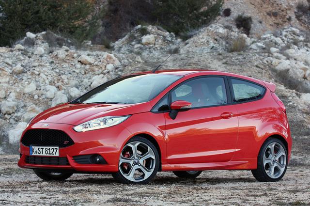 Внешний вид автомобиляFord Fiesta