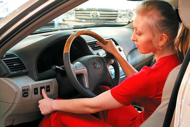 Наличие иммобилайзера уменьшает вероятность угона транспортного средства