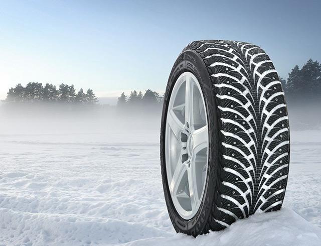 Не обязательно тратится на дорогие зимние шины - всегда можно подобрать качественный бюджетный вариант