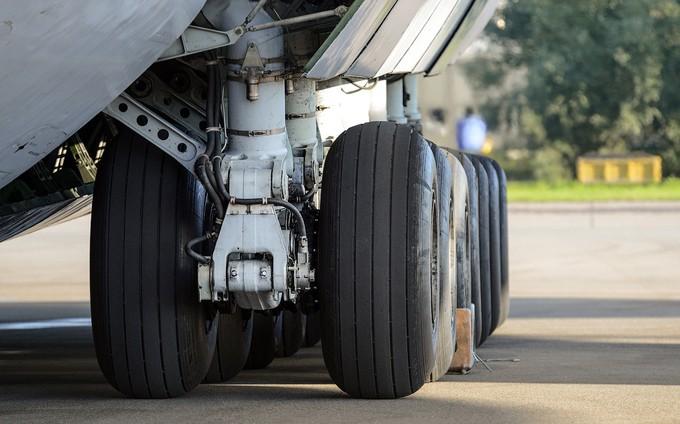 Для изготовления шин низкого давления можно использовать шины с самолета