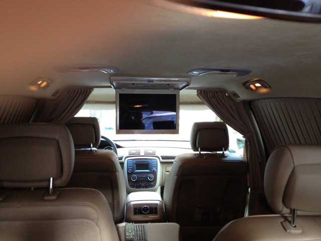 ТВ-антенна позволит вам просматривать любимые передачи прямо в автомобиле