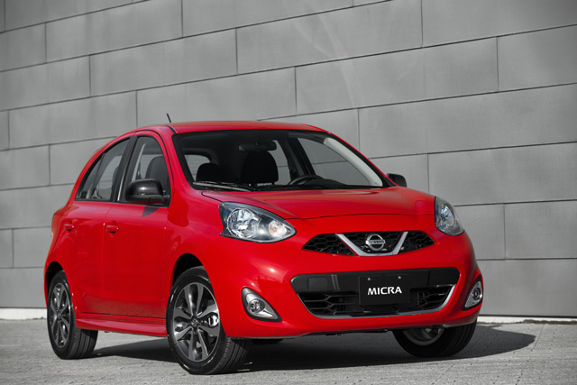 Малолитражный автомобильNissan Micra подвергся многим изменениям