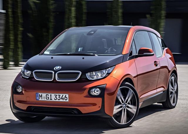 АвтомобильBMW i3 демонстрирует новый подход в производстве электромобилей