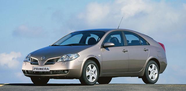 Необычный дизайн и надёжность автомобиляNissan Primera обеспечило популярность той модели