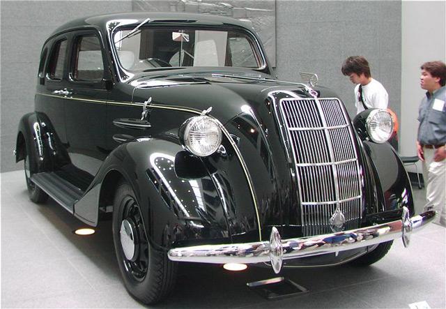 АвтомобильToyodaA1