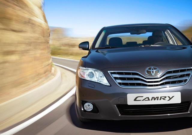 АвтомобильToyota Camry прошел долгий исторический путь