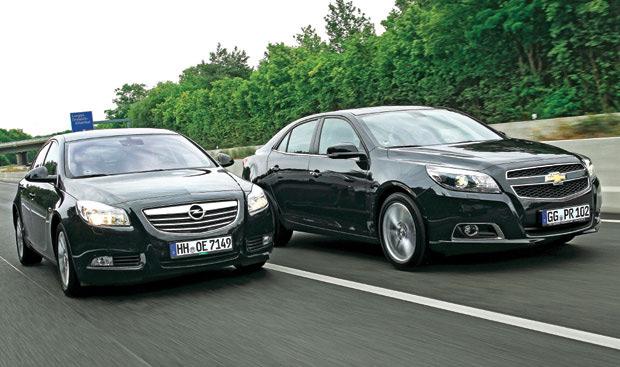 Opel и Chevrolet ушли не навсегда