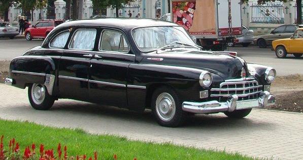АвтомобильГАЗ-12 «ЗИМ»