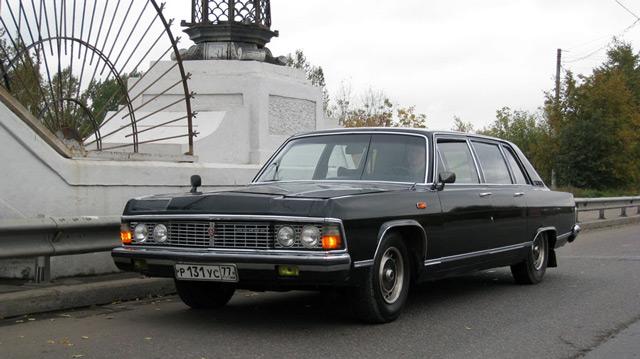 АвтомобильГАЗ-14«Чайка»