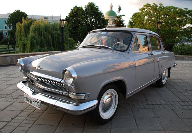 АвтомобильГАЗ-21 «Волга»