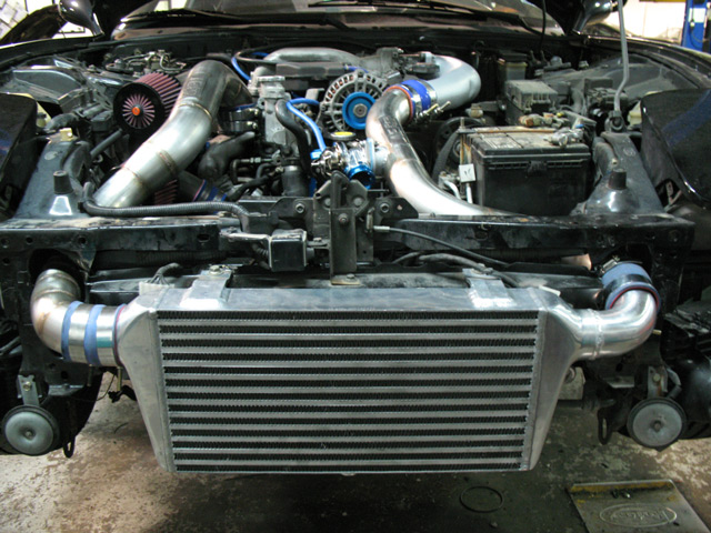 Турбина гонит масло в интеркулер дизельного двигателя, в чем причина и что делать?
