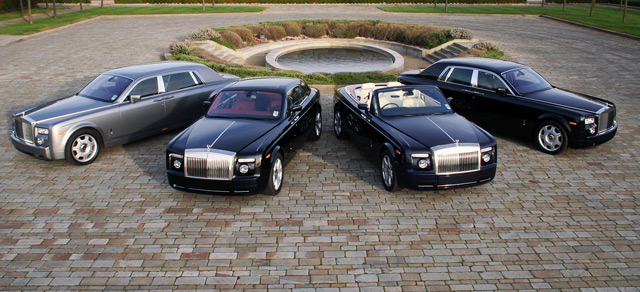 АвтомобилиRolls-Royce