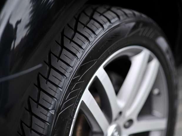 По расположению колёс можно определить нарушения в геометрии кузова