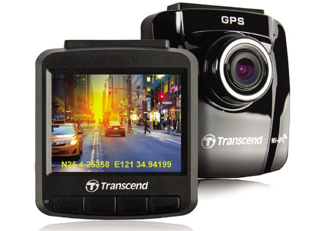 Новый видеорегистратор отTranscend демонстрирует новый уровень надёжности и безопасности