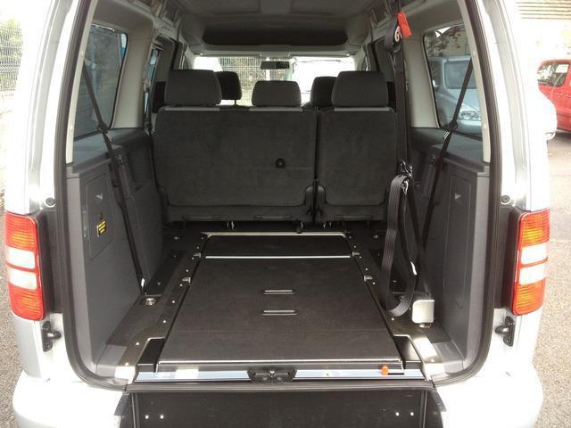 Багажник автомобиляVolkswagen Caddy Maxi