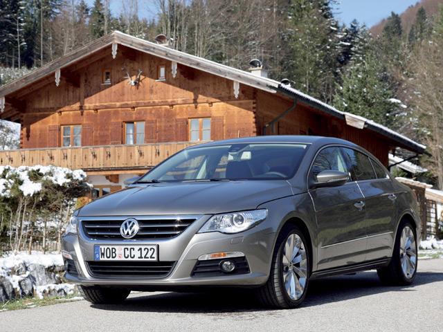 Volkswagen Passat CC - это автомобиль, который подойдёт человеку, занимающему высокую должность