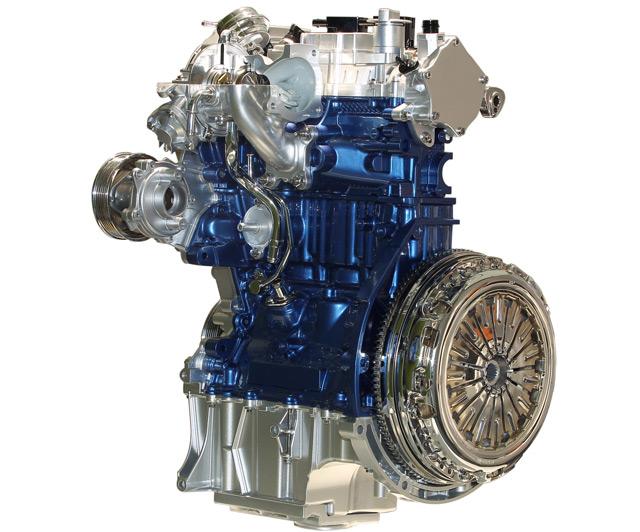 1,0-литровый EcoBoost от Ford