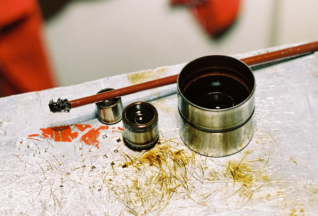 Очистка гидроконденсатора