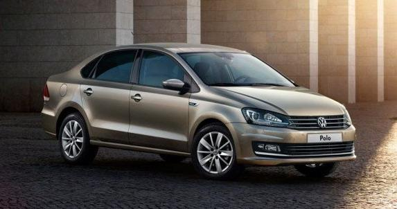 Для российского рынка сбыта предлагается изменённый VW Polo