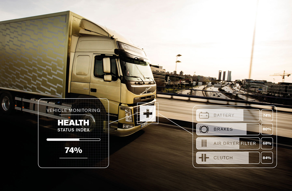 Как уменьшить аварийность грузовых авто