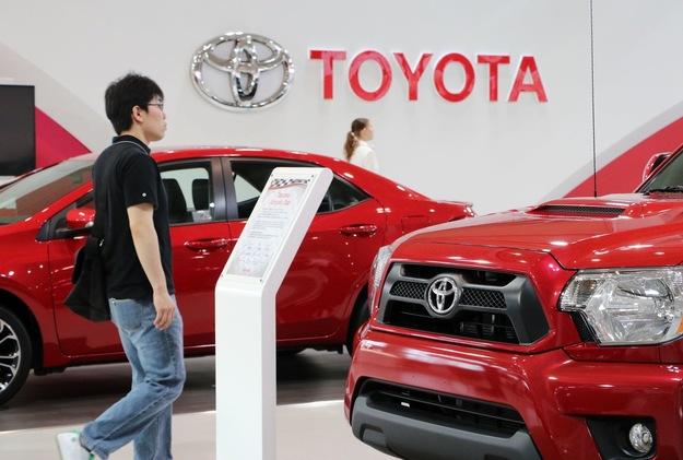 Тойота является самым ценным автомобильным брендом в мире