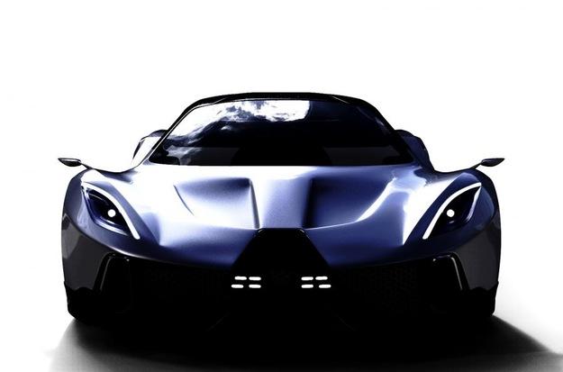 1700-сильный гиперкар превзойдёт Bugatti Veyron
