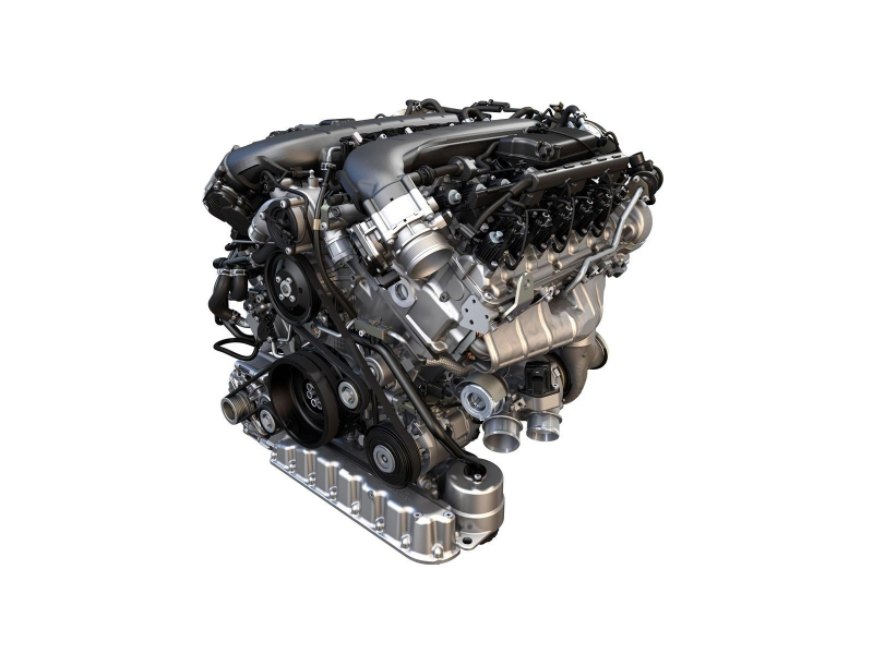 Двигатель на 12 цилиндров