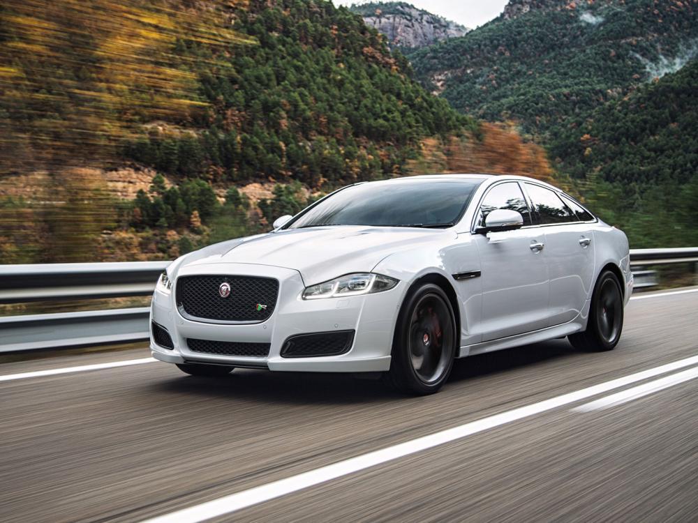 Обновлённый Jaguar XJ