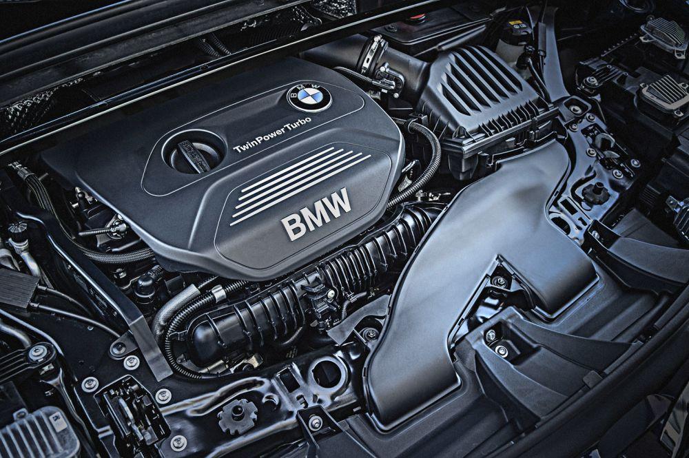 Под капотом BMW X1