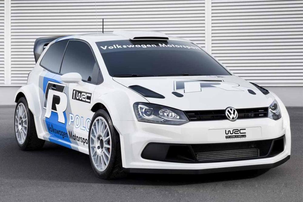 Поло R WRC