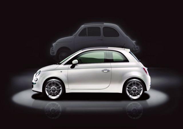 Современный Fiat
