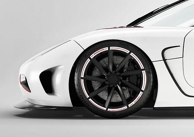 Фольксваген тестирует карбоновые колёса