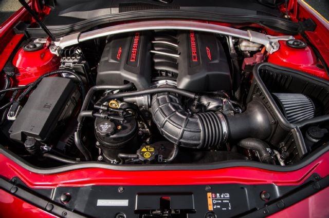 Двигатель Chevrolet Camaro Convertible