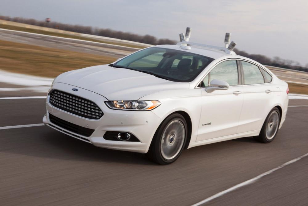 Ford выходит на вторую стадию разработки самоуправляющегося автомобиля