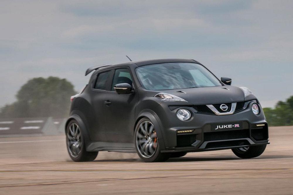Вскоре Гудвуд сможет полюбоваться детищем Nissan в динамике