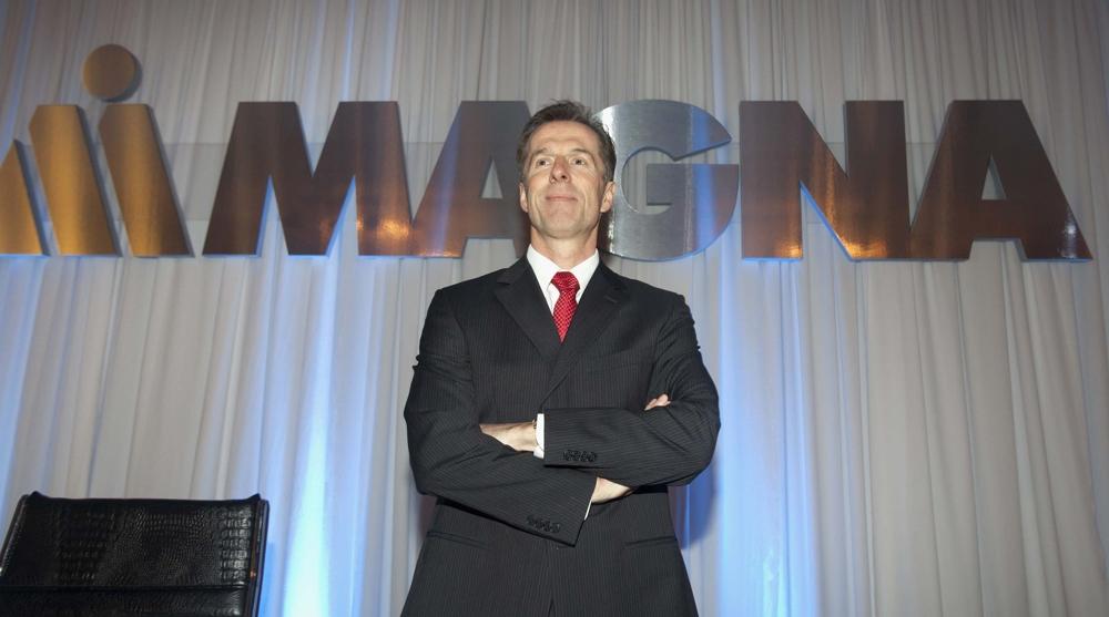 Donald-Walker-CEO-Magna-international