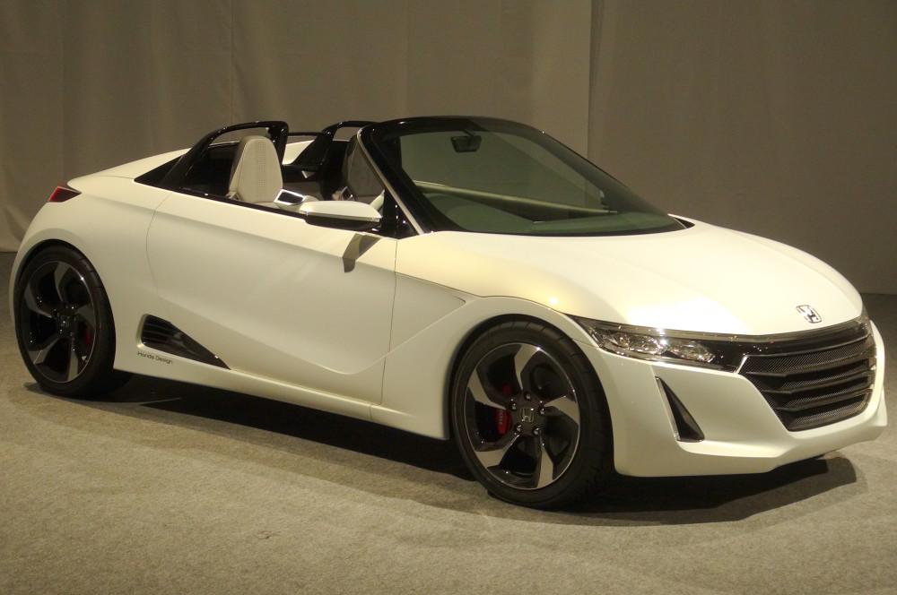 Honda S660 Concept Car