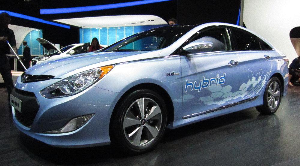 Планируется запуск целой линейки гибридных автомобилей