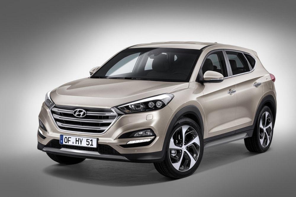 Плавные линии кузова полностью соответствуют корпоративному дизайну Hyundai