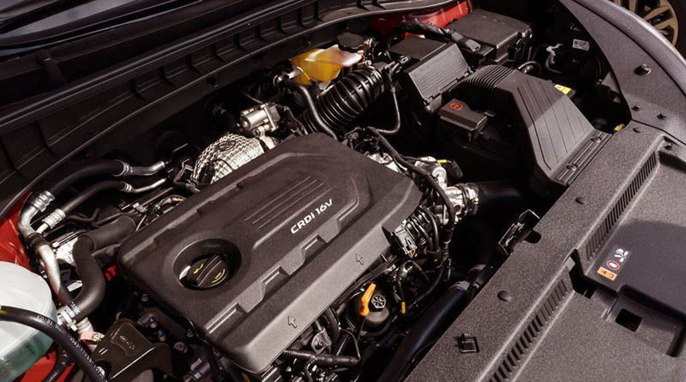 Топовый 2-литровый дизельный мотор